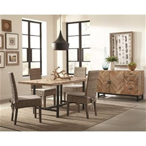 buy thompson casual dining room set by steve silver from coaster find a local furniture store with coaster fine