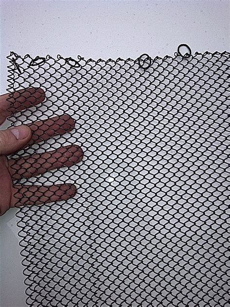 Wire Mesh Fireplace Screen by Toronto Wire Mesh Dupont Wire Stock
