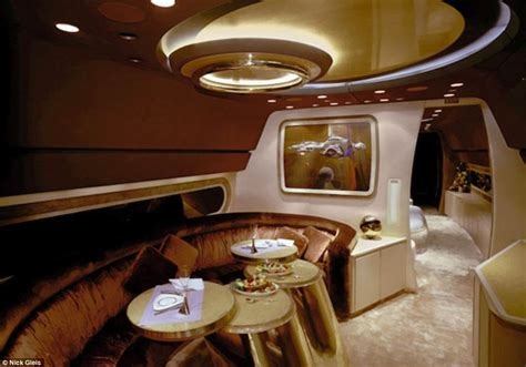 luxury private jets a rare glimpse into the opulent world of super luxury