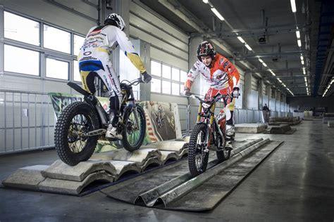 Trial Motorrad Einsteiger by Trial Im Winter Motorrad Sport