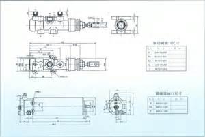 Accumulator Hydraulic Brake System Hydraulic Brake Valve Hydraulic Energy Accumulator China De