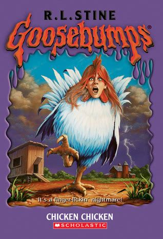 and chicken books chicken chicken goosebumps 53 by r l stine reviews