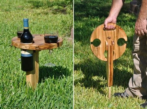 portable picnic bench portable picnic wine table home design garden architecture blog magazine