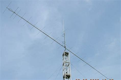 vhfuhf antenna system design  ham station