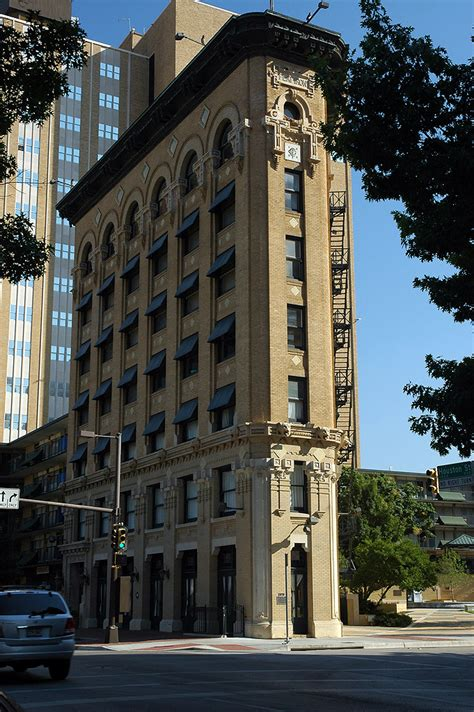 Two Story Home Floor Plans Flatiron Building Architecture In Downtown Fort Worth
