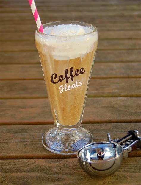 Coffee Float coffee floats cooking mamas