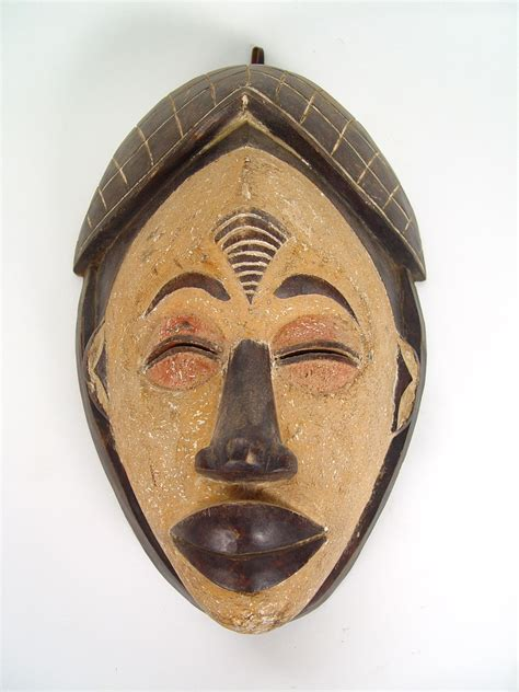 Shopping Websites For Home Decor by West African Punu Mask