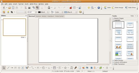 Open Office Impress Make Professional Slideshows And Open Office Impress Templates 2