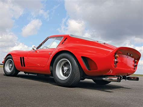 Ferrari 250 Gto by Ferrari 250 Gto Specs Photos 1962 1963 1964
