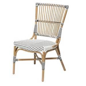 chaise bistrot vigo chaises fauteuils bistrot rotin design