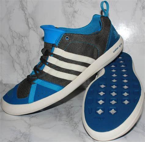 Jual Adidas Water Grip adidas boat cc lace plein air sailing water shoes outdoor bathing water grip 45 u11 ebay