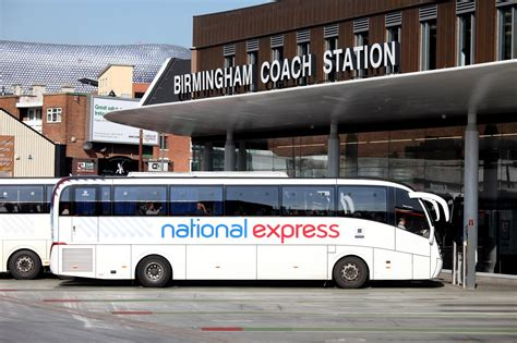 national express couches national express is trying to make coach travel cool for
