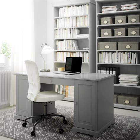 White Home Office Furniture Home Office Furniture Ideas Ikea