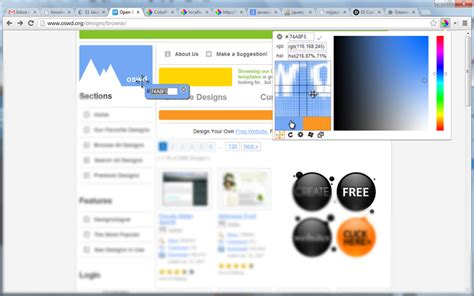 color picker firefox colorpick eyedropper add ons for firefox