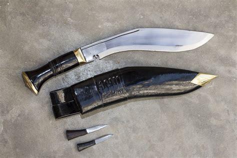 kukuri knife nepalese kukri knife