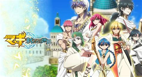 anime genre magic indo magi the kingdom of magic bd episode 01 25 subtitle