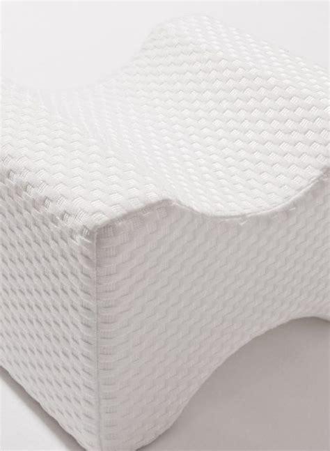 knee pillow amp leg pillow soft memory foam cushion