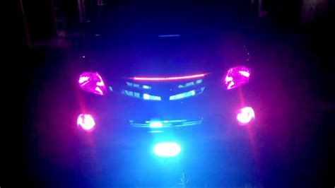 Lu Led Mobil Avanza modifikasi new avanza xenia terbaru led pasar malam
