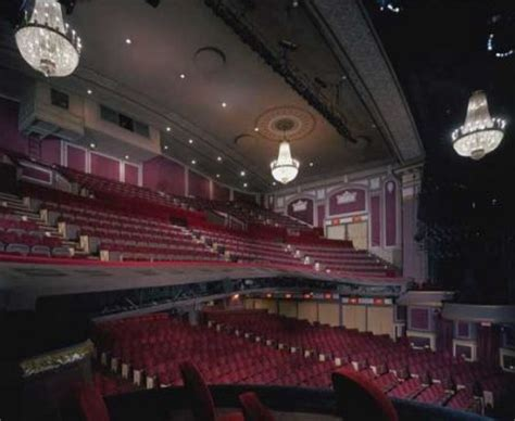 Imperial Theatre: Nice Work 3 D Broadway Seating Chart
