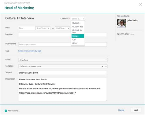 Confirming An Interview Romeo Landinez Co Availability Email Template