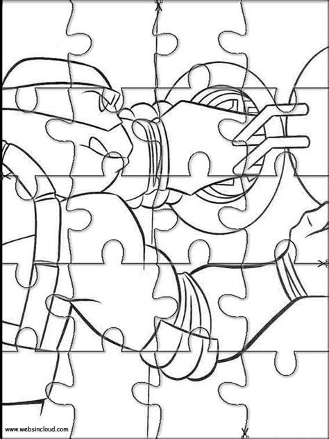 printable turtle puzzle teenage mutant ninja turtles printable jigsaw 50