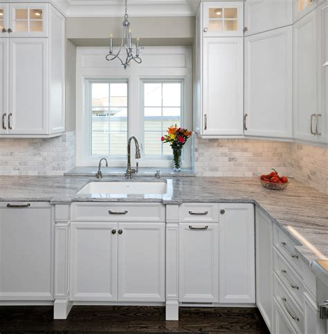 Design Line Kitchens by By The Seaside White Kitchen Seaside Heights New Jersey By