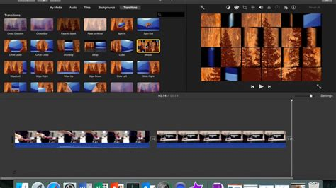 imovie tutorial import imovie importing media editing clips transitions and
