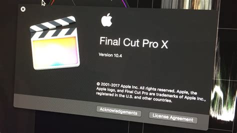 final cut pro x final cut pro 10 4 announced and demoed with vr hdr