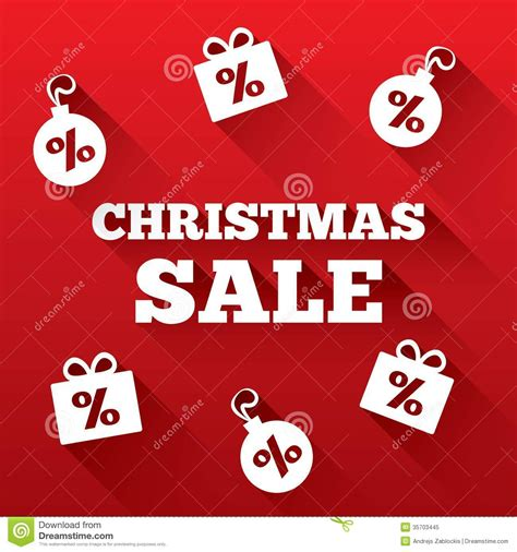 christmas sale background christmas gifts balls royalty