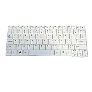 Keyboard Acer 532 Series White kb int00 668 new genuine acer aspire one p531 531h series white keyboard computers