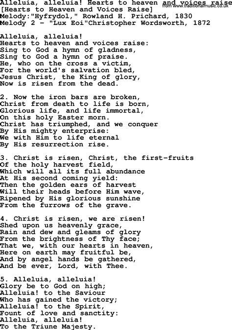 heart pattern lyrics english old english song lyrics for alleluia alleluia hearts to