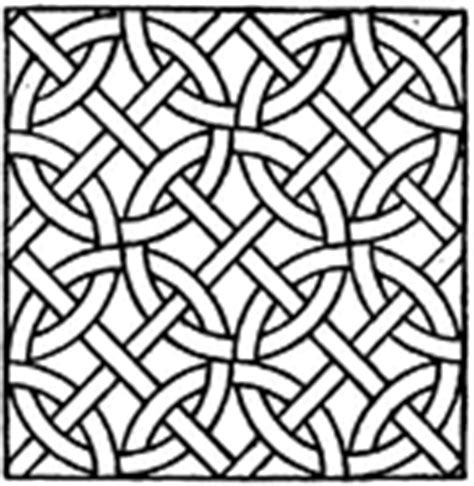 repeating pattern using shapes repeating shape patterns clipart