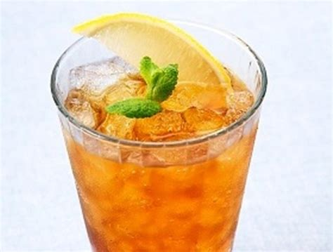 Minuman Collagen Rasa Lemon resep minuman es lemon tea segar dan harum makanajib