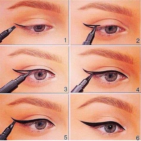 Eyeliner Make makeup how to apply eyeliner mugeek vidalondon