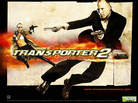 Transporter 2 2005 Film Dan Brown Portal Transporter