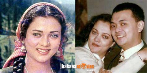 actress mandakini husband photo bollywood actress mandakini then now