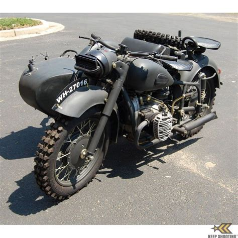 Ural Motorrad Probleme by Dnepr K750 Olive Drab Side View Motorcycle Stuff