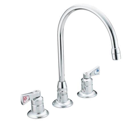 moen 8227 chrome m dura commercial kitchen faucet