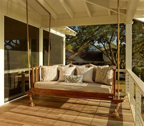Outdoor Swing Sofa by The Eliza Rustic Outdoor Sofas Charleston By