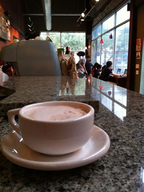 Inversion Coffee House by Chocolate At Inversion Coffee House Houston Usa