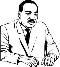mlk coloring pages martin luther king jr coloring pages for coloring home