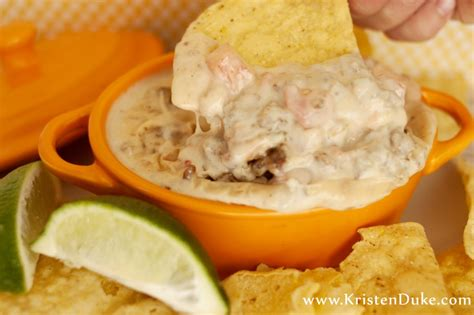 easy 4 ingredient queso