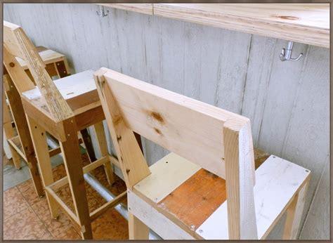 barhocker aus holz barhocker bauen bestseller shop f 252 r m 246 bel und einrichtungen