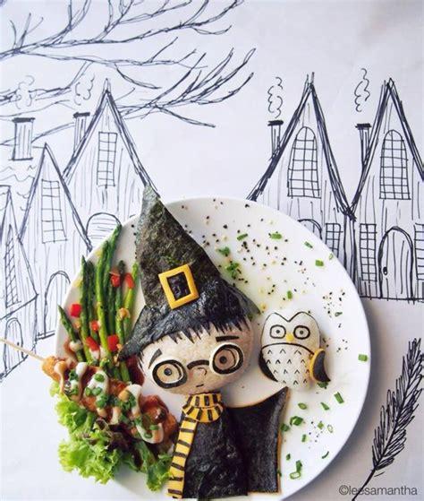halloween themed art fantastic halloween themed food art featuring frankenstein