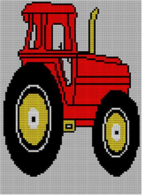 knitting pattern tractor jumper ravelry childrens adults tractor 4 jumper sweater