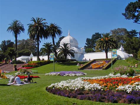 conservatory of golden gate park