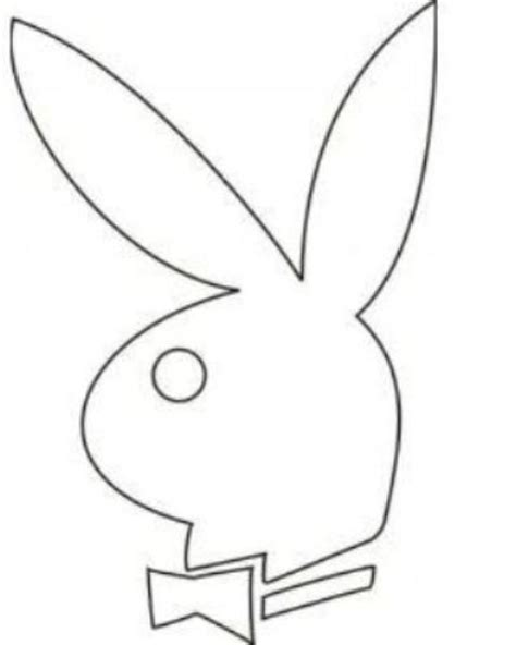 playboy logo tattoo designs bunny template cakecentral