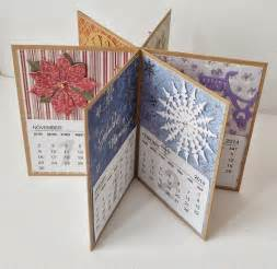 Handmade Calendars Ideas - handmade calendar crafty calendars cards