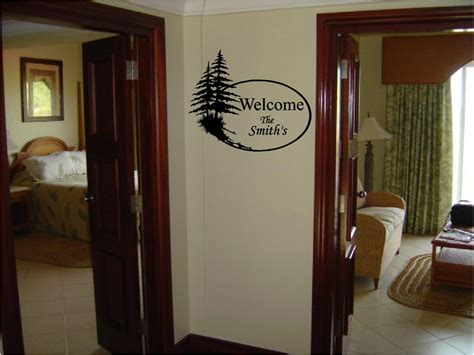 personalized  sign wall sticker wall art decor vinyl decal mural stickers ebay