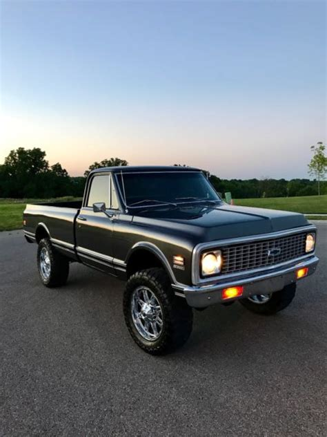 how do i learn about cars 1971 chevrolet vega on board diagnostic system 1971 chevy k10 custom restoration classic 1971 chevrolet c k pickup 1500 for sale